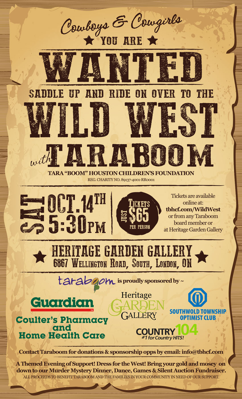 Wild West with Taraboom